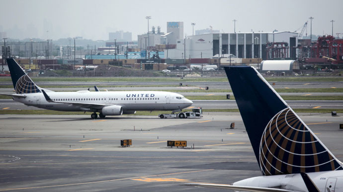 Bullets on plane: US pilot flushes ammo down toilet mid-flight to avoid suspicion