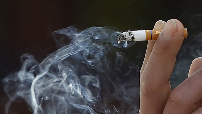 Smokers may be at greater risk of developing psychosis – study