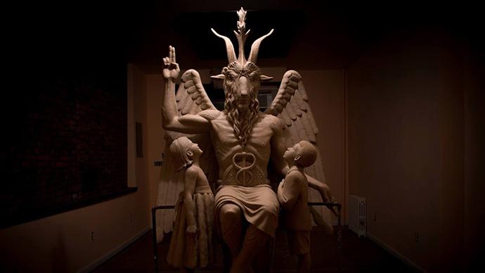 Satanic Temple still plans to unveil devil statue in Detroit, despite protests
