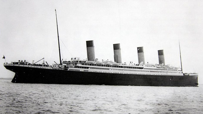 'Latest, Largest & Finest': 100yo Titanic relic emerges in Spain