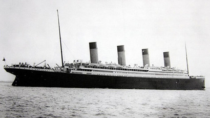 Titanic passenger liner (photo from wikipedia.org)