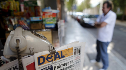 5 key points in landmark Greek debt accord