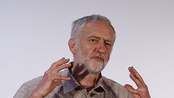 Labourship leader, Jeremy Corbyn. (Reuters/Darren Staples)