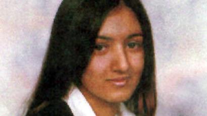 Shafilea Ahmed (AFP Photo/Cheshire Police)