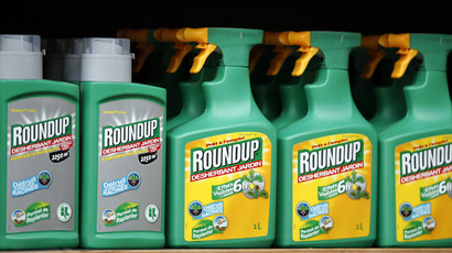 Key ingredient in Monsanto's Roundup found 'safe' despite WHO claims – report