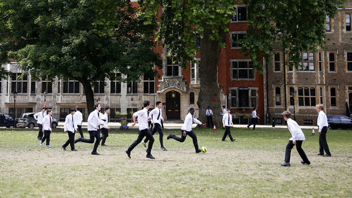 ​£1mn private school fees pricing out UK middle class – study