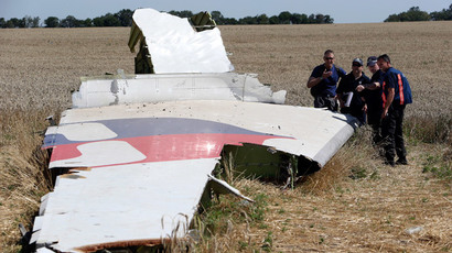 US officials say Ukraine rebels behind MH17 downing, Dutch team cannot confirm