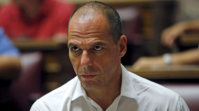 Beat the dog before the lion: Varoufakis accuses Schauble of sacrificing Greece