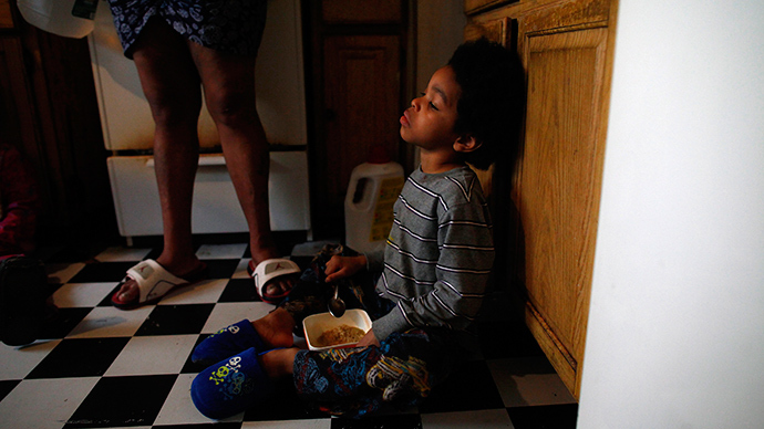 Nearly 40% of African-American children living in poverty – study