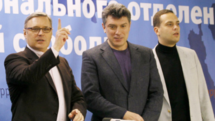 Opposition gears up for Duma election