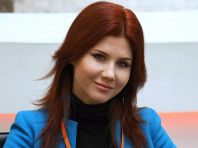 Anna Chapman (RIA Novosti / Egor Aleev)