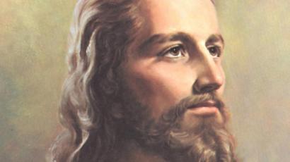 Jesus Christ Portrait