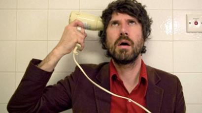 The Super Furry Animals frontman, Gruff Rhys (Image from bigecho.ru)