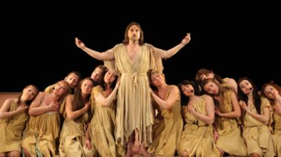 Jesus Christ Superstar banned in Belarusian theatres (Image from rock-opera.ru)