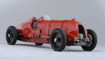 1929 Bentley Blower (image from Bonhams)