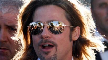 Brad Pitt.(Reuters / Jean-Paul Pelissier)