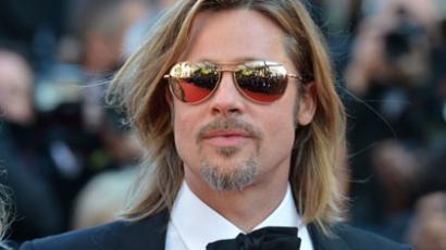 Brad Pitt.(AFP Photo / Alberto Pizzoli)