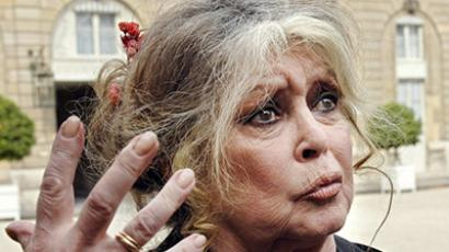 French star Brigitte Bardot (AFP Photo / Eric Feferberg)
