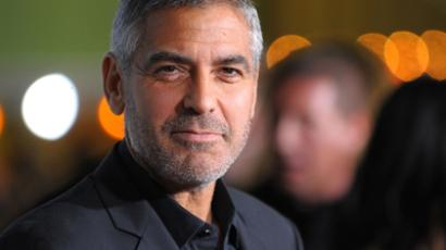 Actor George Clooney (AFP Photo / Getty Images)