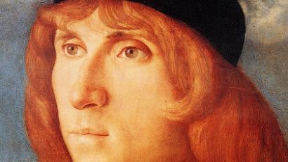 Giovanni Bellini. Self-portrait (Photo by Musei Capitolini)