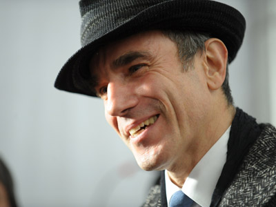 Actor Daniel Day-Lewis (Stephen Lovekin/Getty Images for The Weinstein Company/AFP)