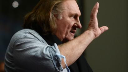 Gerard Depardieu (AFP Photo / Johannes Eisele)