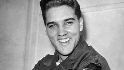 Rock'n roll legend Elvis Presley (AFP Photo/Files)