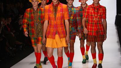 Mercedes-Benz Fashion Week dictates sets spring-summer 2013 trends