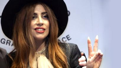 US entertainer Lady Gaga. (AFP Photo / Thorvaldur Orn Kristmundsson)