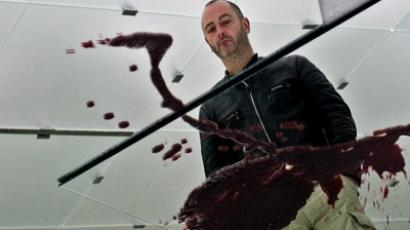Scottish artist Douglas Gordon  (Reuters/Miro Kuzmanovic)
