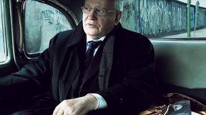 Mikhail Gorbachev (photo by  Annie Leibovitz)