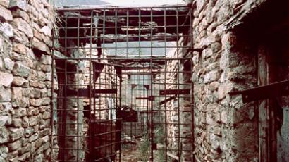 Creators of the Siberian museum restored part of the gigantic Gulag structure that existed in the USSR in the 1930s-1950s. (RIA Novosti/Pavlov)