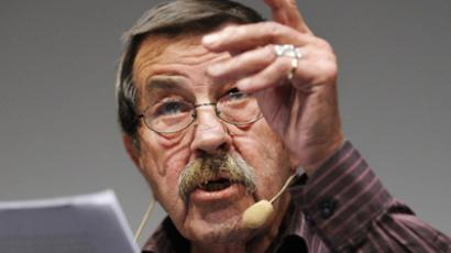German writer and Nobel laureate Guenter Grass (AFP Photo/John Macdougall)