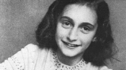 Anne Frank, 12 June 1942 (Image from www.annefrank.ch)