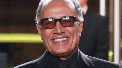 Abbas Kiarostami (Reuters/Yves Herman)