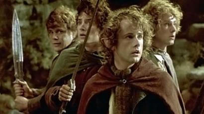 "Screenshot from ""The Lord of The Rings"" movie"