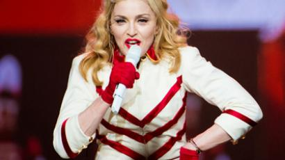 Madonna (Jeff Fusco /Getty Images / AFP)