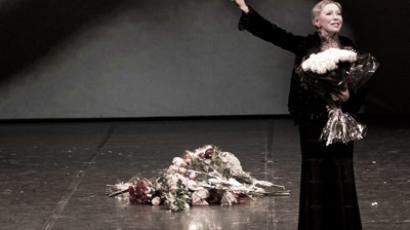 Legendary ballerina Natalya Makarova (RIA Novosti/Igor Larin)