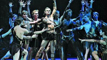 """Ballet """"Spartacus"""" revived by the Mariinsky Theatre team"""