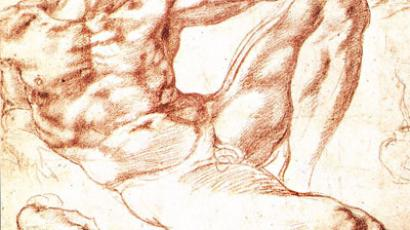 Drawings and writings by Michelangelo available on iPad