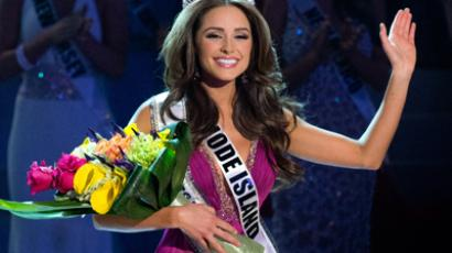 New Miss USA Olivia Culpo is to run for Miss Universe in December (AFP Photo / Miss Universe Organization / Richard Harbaugh / Handout)