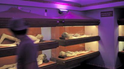 Mummies found in Hungary could help fight tuberculosis
