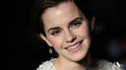 British actress Emma Watson (AFP Photo /Carl Court)
