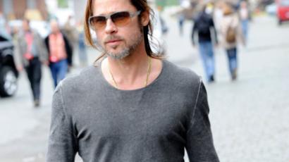 Brad Pitt (AFP Photo / Nils Klinger)