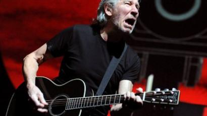 Roger Waters (AFP Photo / Britta Pedersen Germany out)