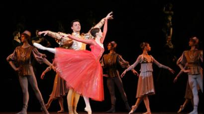 Revised Romeo and Juliet ballet returns to the Bolshoi's historic stage