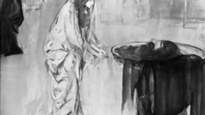 Boris Anisfeld, 1916