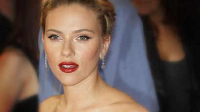 Scarlett Johansson. (AFP Photo / Justin Tallis)