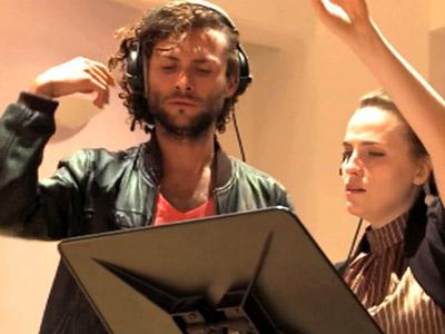 'Life from Light' by Toni Castells (Still from Vimeo video/Toni Castells)