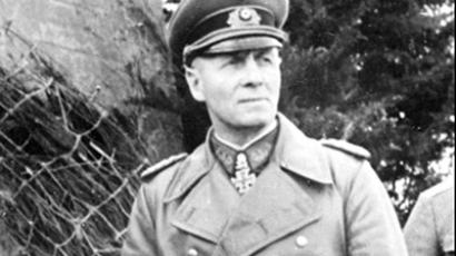German Marshal Erwin Rommel  (AFP Photo/STF)